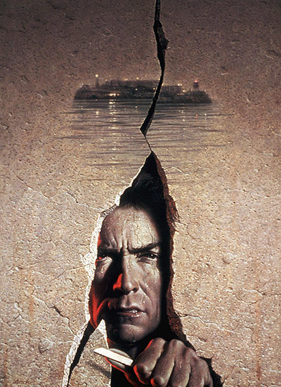 10 best: Escape from Alcatraz