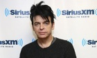 'A soft spot for sci-fi': Gary Numan in New York last week.