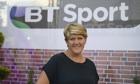 Clare Balding BT Sport