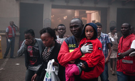 Nairobi shopping mall attack