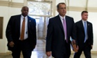 John Boehner: can he strike a deal?