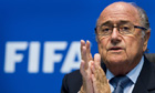 Sepp Blatter said Fifa could not ignore deaths of migrant workers on 2022 World Cup sites in Qatar