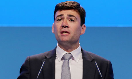 andy burnham accused cqc interference
