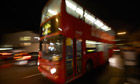 London night bus