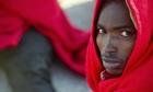 Afrcian migrants in Libya