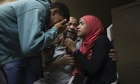 Egyptians mourn a supporter of Mohamed Morsi