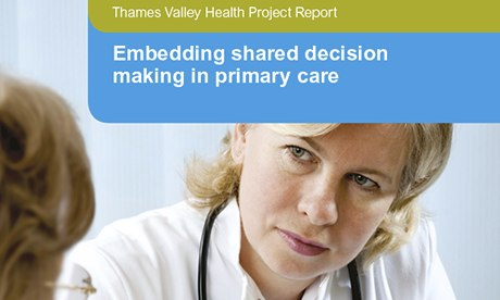 Thames Valley health knowledge team