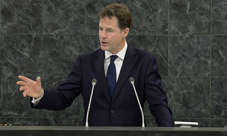 Nick Clegg says leaving EU would be economic suicide