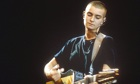 SINEAD O'CONNOR PERFORMING IN BERLIN, GERMANY - 1990