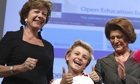 Neelie Kroes, EU digital commissioner, 25/9/13