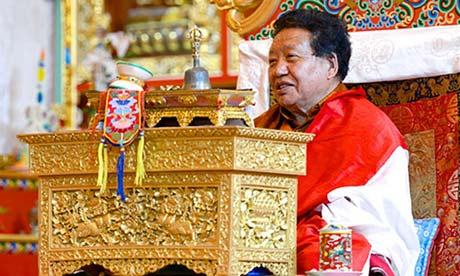 British monk killed in China