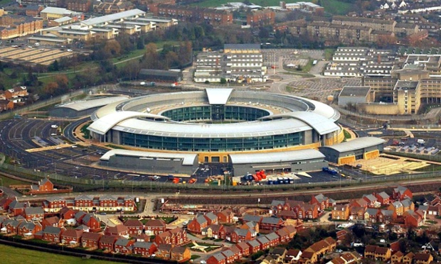 GCHQ's surveillance techniques have been publicly defended by MI5 for the first time since leaks by the US whistleblower Edward Snowden revealed the scale of its operation.