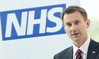 Health secretary Jeremy Hunt wants to stop 'automatic increments' to pay in the NHS.