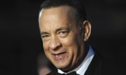 Tom Hanks at European premiere of Captain Phillips