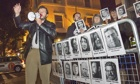 Protest calling for release of Arctic 30 in London