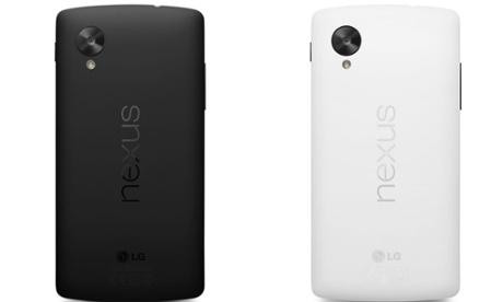 Nexus 5 review - back in black or white