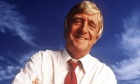 Tea and scones with Michael Parkinson