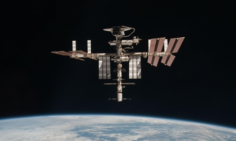 International Space Station became infected with computer viruses from time to time.