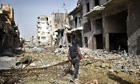In Aleppo I only survive by looking Syrian | Francesca Borri