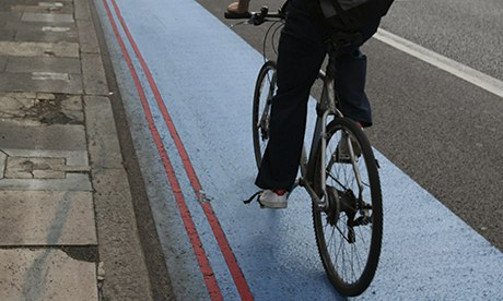 Cycle superhighway