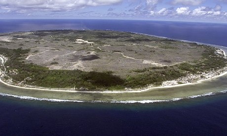 Nauru where most asylum s 009 UN refugee agency condemns Australias offshore detention regime