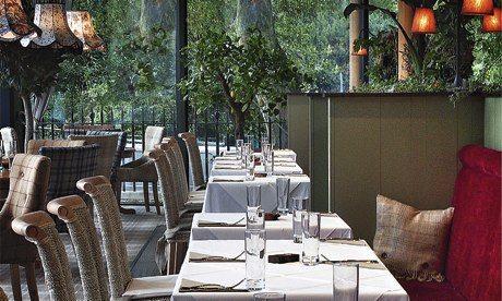Restaurant: The Star Inn The City