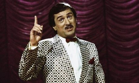 Robert de niro the king of comedy
