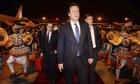 David Cameron in Sri Lanka