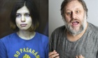 Nadezhda Tolokonnikova of Pussy Riot writing to Slavoj Žižek