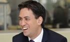 Ed Miliband visit - Hackney