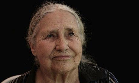 Doris Lessing, Guardian Hay Festival 2007
