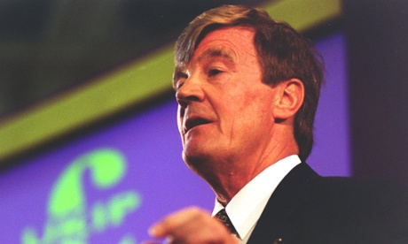 Paul Sykes: renewed backing for Ukip.