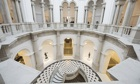 Tate Britain's new circular rotunda balcony