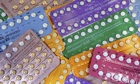 Contraceptive pill packets