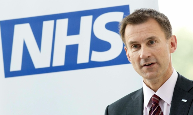 Jeremy Hunt is making a Commons statement on hospital staffing levels.