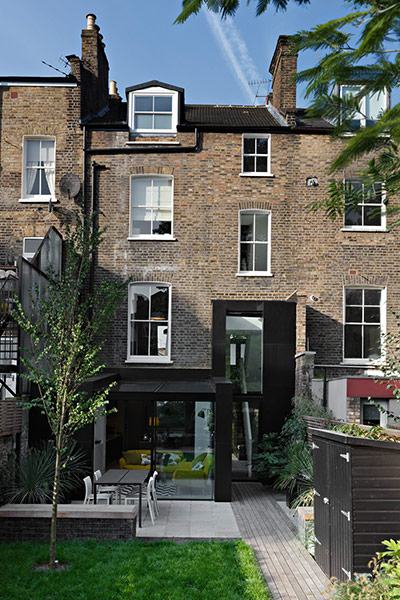 Interior design ideas lighten up in pictures life and for Victorian terraced house garden design