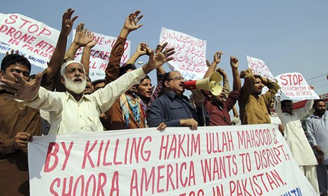Pakistan on high alert after Taliban leader killed by US drone strike...