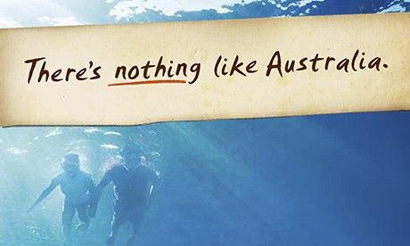 Travel slogans Australia