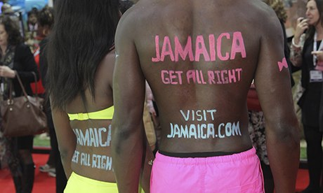 Travel slogan jamaica