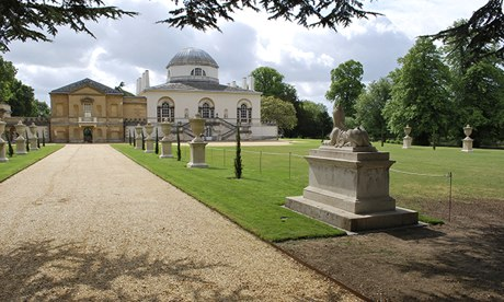Chiswick House, west London