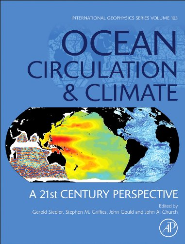 The cover of Ocean Circulation and Climate