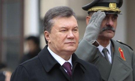 Россия 'шантажировала Украину, чтобы угробить договор с ЕС'