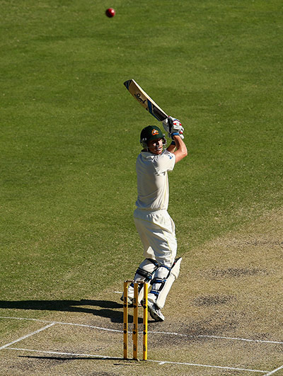 Ashes day three: Brad Haddin