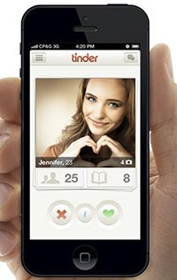 Tinder: the app that's changing the way singletons meet and fall in love