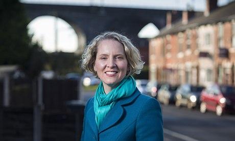 Emma Reynolds MP shadow housing minister