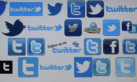 Various Twitter clients logos
