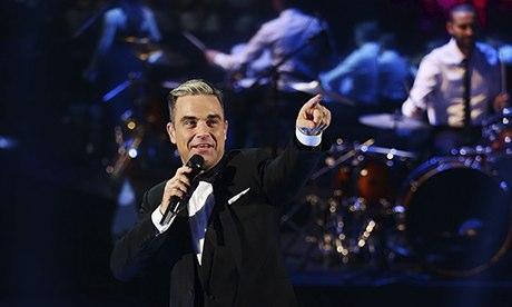 Robbie Williams's Swings Both Ways is 1,000th UK No 1 album