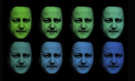 Matthew Richardson on David Cameron's green credentials