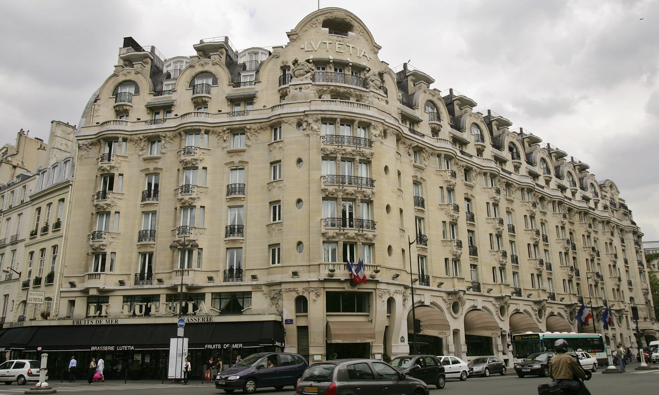 Suicide of elderly french couple stirs euthanasia debate world news the g - Le lutetia paris restaurant ...