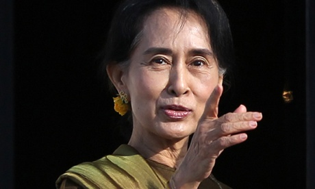 inkl - Aung San Suu Kyi is turning a blind eye to human rights in the name of politics - The Guardian - AU